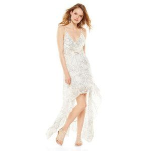 NWT White Floral HeartSoul Dress